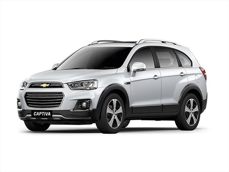 Chevrolet Captiva Nuevos Precios Del Catlogo Y Cotizaciones
