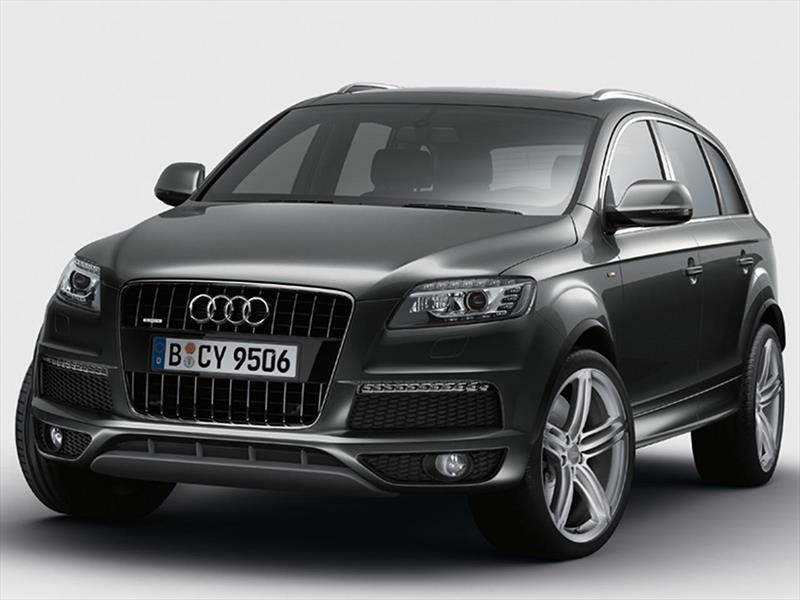 audi q7 4 2 tdi quattro tiptronic 2016. Black Bedroom Furniture Sets. Home Design Ideas