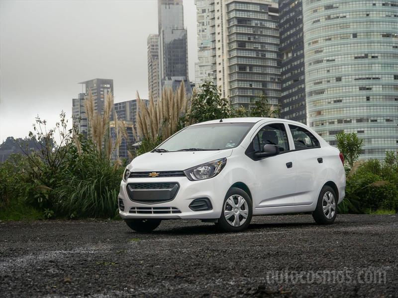 foto Oferta Chevrolet Beat LTZ Sedan nuevo precio $174,200