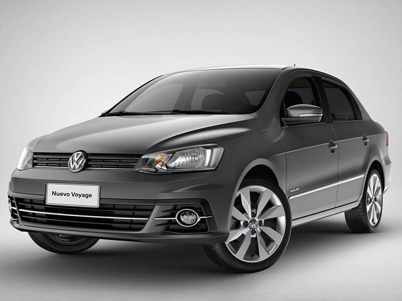 foto Volkswagen Voyage 1.6 Trendline nuevo