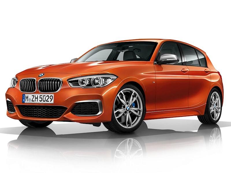 foto BMW Serie 1 M140i Paquete M Aut 5P