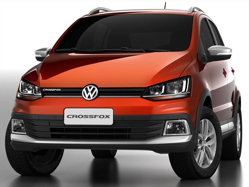 Volkswagen CrossFox Highline (2015)