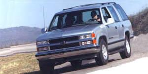 Chevrolet Grand Blazer DLX TD 4.2 4x2 (1999)