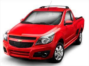 Chevrolet Tornado LS financiado en mensualidades enganche $27,520 mensualidades desde $6,535