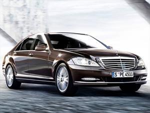 foto Mercedes Benz Clase S 500 CGI L Bi-Turbo (435Hp) (2013)