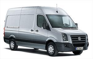 Foto venta Auto nuevo Volkswagen Crafter Cargo Van 3.88 Ton LWB color A eleccion precio $574,500