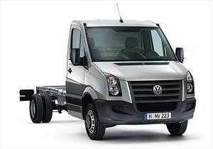 Foto venta Auto nuevo Volkswagen Crafter Chasis Cabina 5.0 Ton MWB color A eleccion precio $482,000