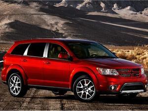 Dodge Journey SE Blacktop nuevo color A eleccion precio $456,900
