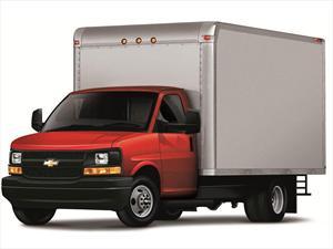 Chevrolet Express Cutaway
