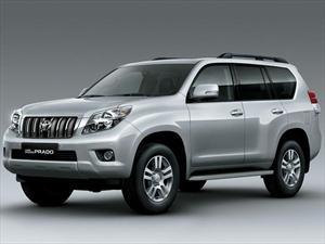 foto Toyota Land Cruiser Prado VX