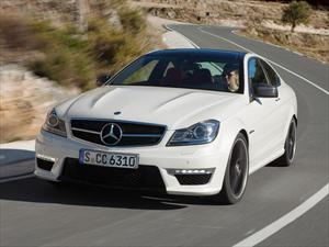 Foto Mercedes Benz Clase C 63 AMG Coupe