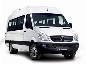 Foto Mercedes Benz Sprinter Combi 515 4325 20 asientos Full