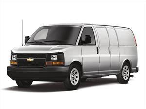 Chevrolet Express Cargo Van LS 6.0L nuevo color A eleccion precio $621,900