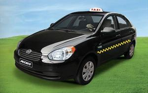 Hyundai Accent GNV Eco Car
