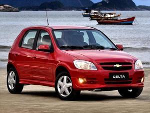 Foto Chevrolet Celta LS 3P Paq seguridad