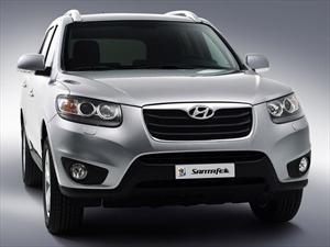Foto Hyundai Santa Fe 2.4 GLS 7 Pas Full 4x4