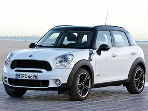 MINI Cooper Countryman S Hot Chili ALL4