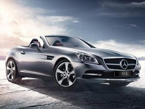 Foto Mercedes Benz Clase SLK 200 Blue Efficiency