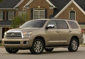 Toyota Sequoia Platinum nuevo color A eleccion precio $1,090,200