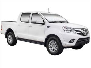 foto Foton Tunland Luxury 2.8 Cummins 4x4 Doble Cabina (2020)