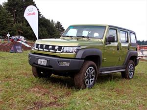 foto BAIC BJ40 Top 2.3L  (2018)