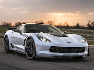 Foto venta Auto nuevo Chevrolet Corvette Carbon 65 Anos Aut color A eleccion precio $1,911,700