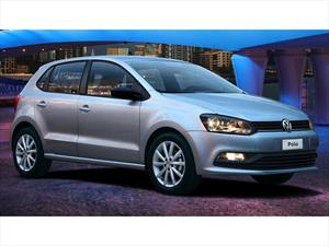 foto Volkswagen Polo Hatchback Design & Sound nuevo color Blanco Candy precio $236,990