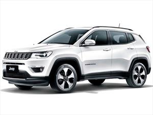 Foto Jeep Compass 2.4 4x4 Longitude Aut6 financiado