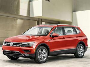 Volkswagen Tiguan 1.4L TSI Trendline 5A Aut nuevo precio $16.590.000