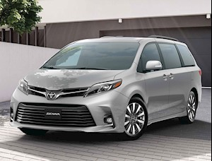 Foto Toyota Sienna Limited 3.5L financiado en mensualidades enganche $83,770