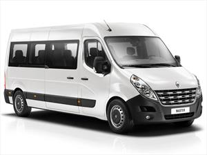 Renault Master Minibus nuevo color A eleccion precio $3.834.100
