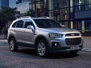 Foto Chevrolet Captiva LS 4x2 financiado