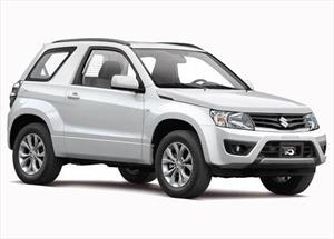 Suzuki Grand Vitara con Winche