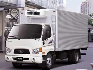 Foto Hyundai HD 78 Chasis c/caja Ac 170Cv nuevo color A eleccion precio u$s48.000