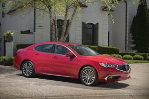 foto Acura TLX Advance (2019)