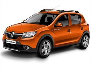 Foto venta Carro nuevo Renault Sandero Stepway Intens Polar  color A eleccion precio $48.245.000
