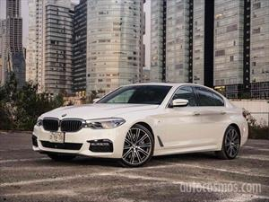 foto BMW Serie 5 520iA Executive (2020)