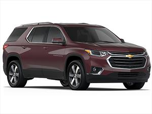 Chevrolet Traverse 3.6L High Country (2018)