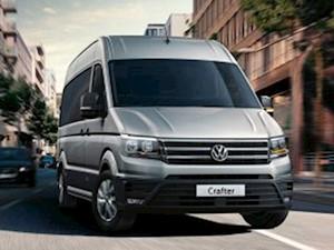 Volkswagen Crafter Pasajeros Van 3.5 Ton MWB nuevo color A eleccion precio $805,844