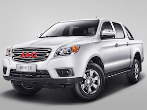 foto JAC T6 Luxury 4x4 Doble Cabina (2020)