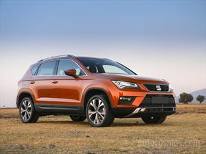 Foto venta Auto nuevo SEAT Ateca Style color A eleccion precio $435,900