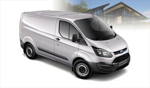foto Ford Transit Custom VAN Larga Techo Alto