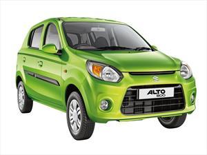 foto Suzuki Alto 800 GLX Plus  nuevo color Plata precio $32.990.000
