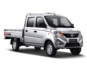Zanella Force Truck Cabina Doble (2019)