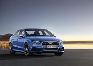 Audi Serie S 3 2.0L TFSI Sedan Aut financiado en mensualidades enganche $46,508 mensualidades desde $2,938