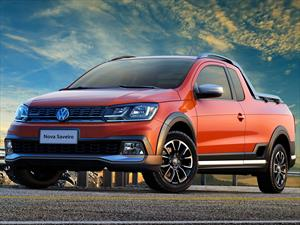 Foto Volkswagen Saveiro 1.6 Cross financiado
