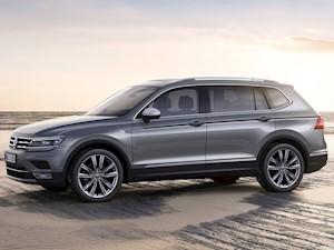 Volkswagen Tiguan Allspace 1.4 Comfortline Aut nuevo color A eleccion precio $3.111.800