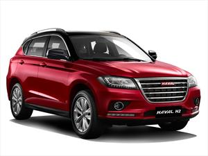 Haval H2 Luxury Aut financiado en cuotas anticipo u$s7.350