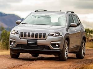 foto Jeep Cherokee 3.2L Limited 4x4 Aut (2020)