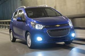 Chevrolet Beat LS financiado en mensualidades enganche $16,140